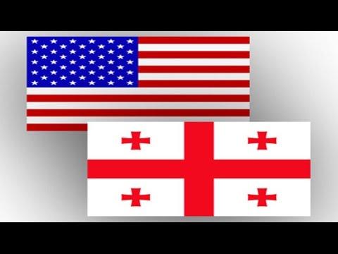 Виза в США для граждан Грузии.