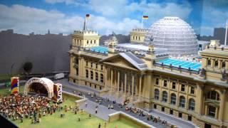 Падение Берлинской стены(Данный видео-ролик был снят в Legoland Discovery Center в Берлине в январе 2014 года. В довольно необычной и забавной форм..., 2016-12-05T11:45:49.000Z)