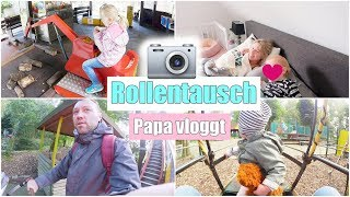 Baby ist zu Hause 👶🏼 | Papa Vlog | Tierparkausflug & Probleme im Wochenbett | Isabeau