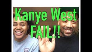 "Gambar cover Kanye- ""Flashing Lights"" FAIL!!! - Vlog #8"