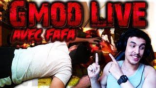 🔴 LIVE GMOD AVEC FAFA  YEKAIS ET LILIAN 31 C'EST DES BARRES !!! thumbnail