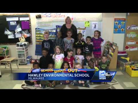 4/13 Shout Out: Miss Haberlie, Hawley Environmental School