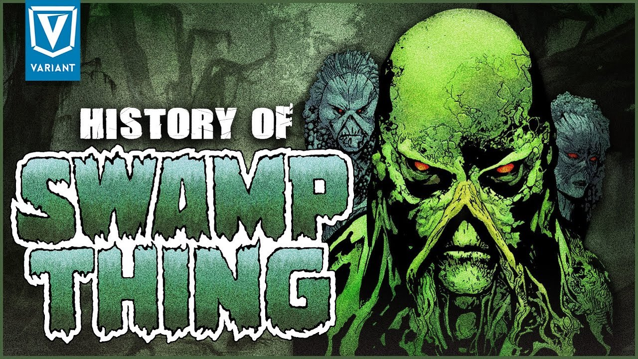Download History Of Swamp Thing
