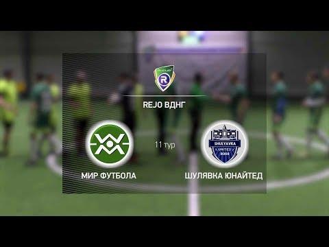 Обзор матча | Мир Футбола 6-3 Шулявка Юнайтед | R-CUP | Турнир по мини-футболу в Киеве