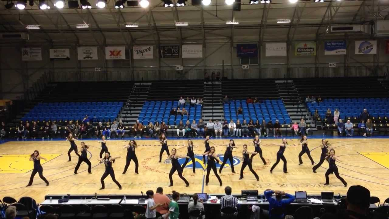 UCSC Dance Team- Timber - YouTube