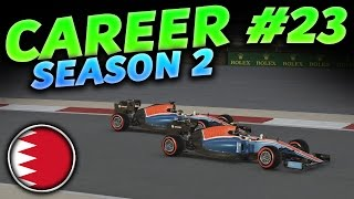 f1 2016 career mode part 23 huge 2017 upgrades