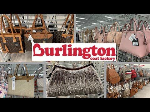 Burlington Handbags Purse Backpack   Shop With Me March 2019   Calvin Klein, Steve Madden, Dkny