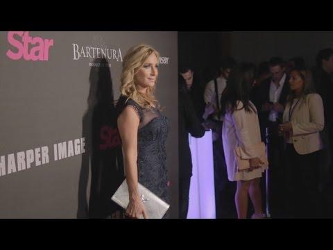 """Sonja Morgan """"Star's Scene Stealers"""" Red Carpet in NYC #RHONY"""
