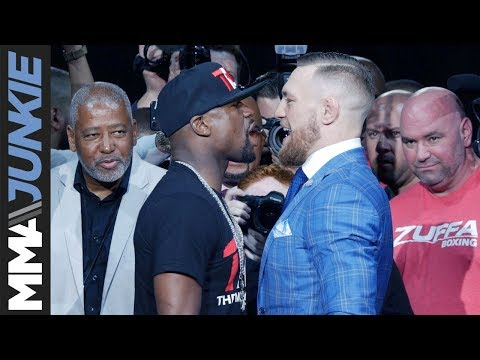 Thumbnail: Mayweather vs. McGregor World Tour: Toronto