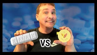 Xanax VS Valium - My Experience