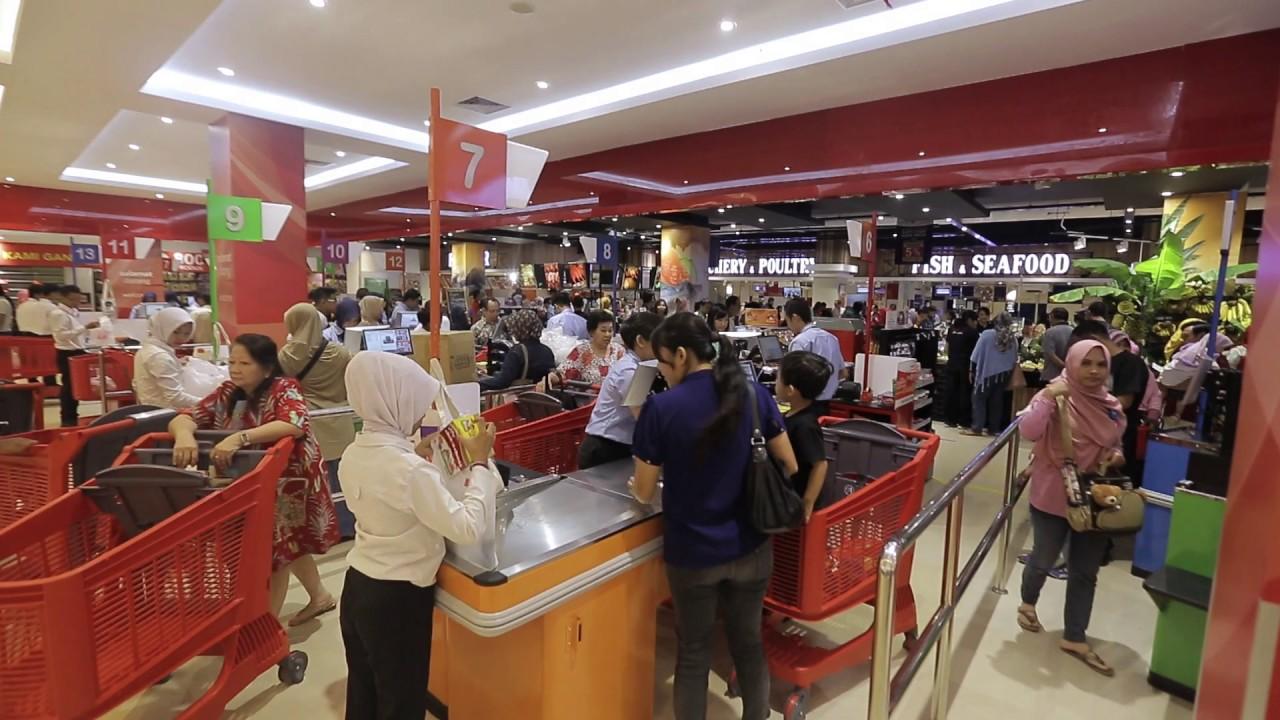 Transmart Padang Dan Transmart Carrefour Pekanbaru