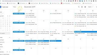 [Booking Series] 05 Using Google Calendars (FREE!)