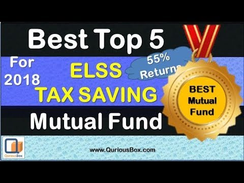 Best Tax Saving Mutual fund for 2018 | Best ELSS Mutual Fund | Top Tax Saving Fund | QuriousBox