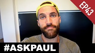 I Almost Played Basketball for UNC | #AskPaul Ep 43 thumbnail
