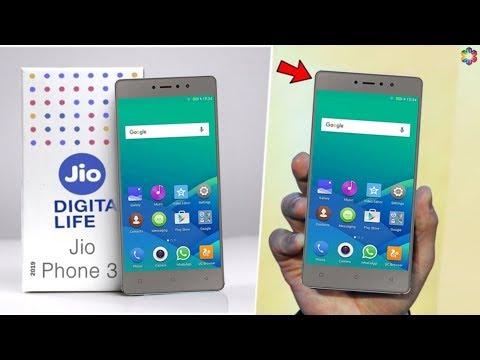 Jio Phone 3 Unboxing in India? Jio Phone 3 Price in India? Jio Phone is Coming? Jio Phone 3 2019