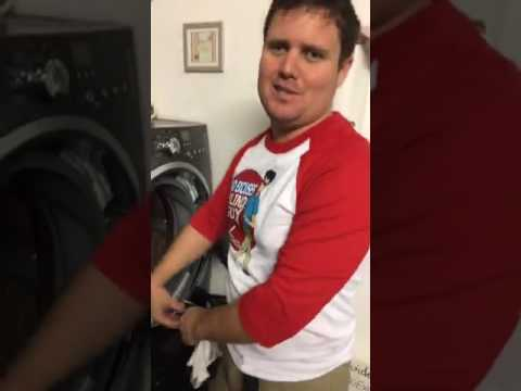 How A Blind Man Does His Laundry