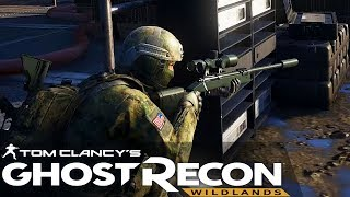 Ghost Recon: Wildlands #34 - Tactical Operations