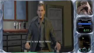 Silent Hill: Shattered Memories PSP UFO speedrun in 1:35:47
