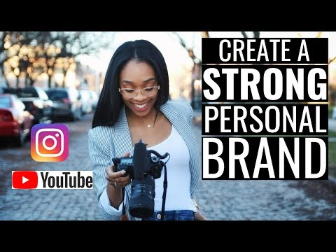 6 Steps To Build A STRONG Personal Brand In 2020 (On AND OFF Social Media)