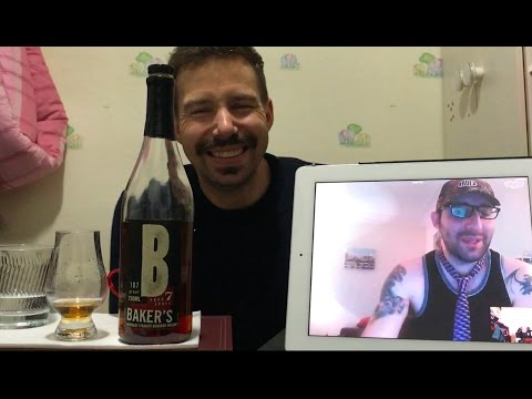Baker's Bourbon Review with Malted in Montreal: WhiskyWhistle 130