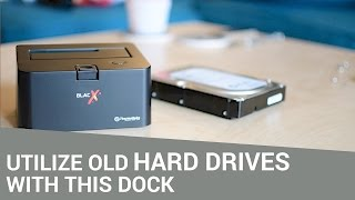 Use This USB 3.0 Hard Drive Dock for Your Spare Hard Drives