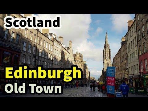 Edinburg Old Town :: Scotland