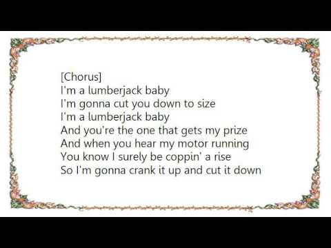 Jackyl - The Lumberjack Lyrics