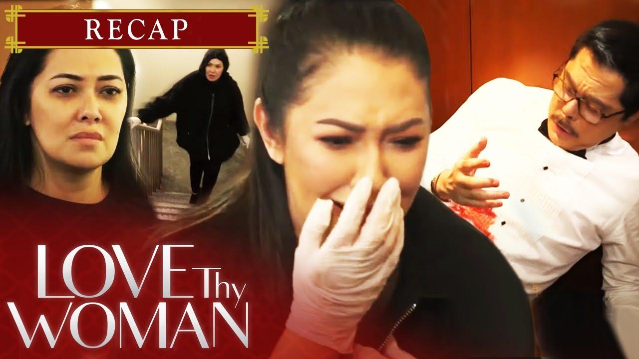 Download Amanda Del Mundo is Adam Wong's murderer   Love Thy Woman Recap