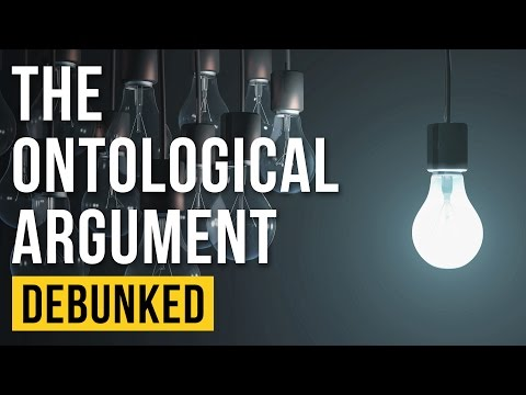 The Ontological Argument - Debunked (Anselm Refuted)