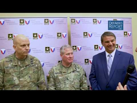 US Army's Coffman, Cummings, Langhout On Future Combat Vehicles