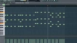 FL Studio 90's Eurodance 21 Melodies + Bassline