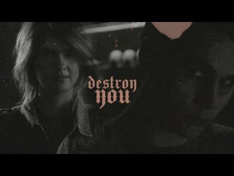 ● Void!stiles + Dark!malia | I Want To Destroy You