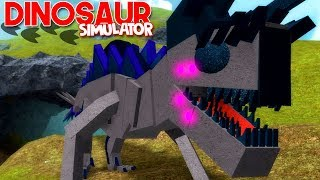 "Dinosaur Simulator-Carnivorous Terror, Megavore, puppies in distress! | ""Roblox"" (#61) (EN-BR)"