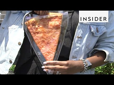 The Pizza Pocket To Go Lets You Take Pizza Anywhere