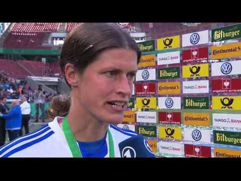 DFB-Pokal SGS Essen-FFC Frankfurt Post Match