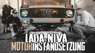 HOLYHALL | LADA NIVA - MOTORINSTANDSETZUNG