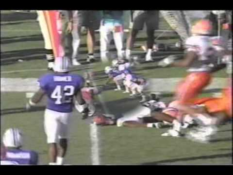 Tim Couch vs  Florida 1997
