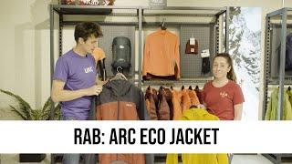 SPOTLIGHT: Rab - Arc Eco Waterproof Jacket