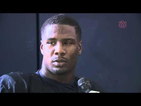 Auburn Football Spring Practice: Jovon Robinson