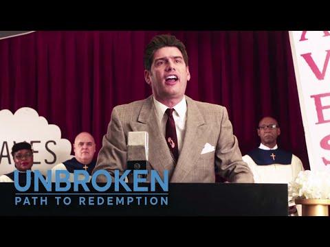 Unbroken: Path To Redemption   Will Graham   Film Clip   Now On Blu-ray, DVD & Digital