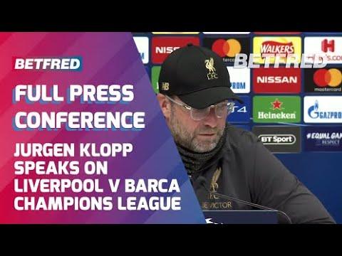 UCL Liverpool 4-0 Barcelona (4-3 agg) - FULL Press Conference - Jurgen Klopp