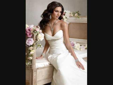 hochzeitskleider 2009 brautmode 2009 wedding 2009 vestido de novia 2009 youtube. Black Bedroom Furniture Sets. Home Design Ideas