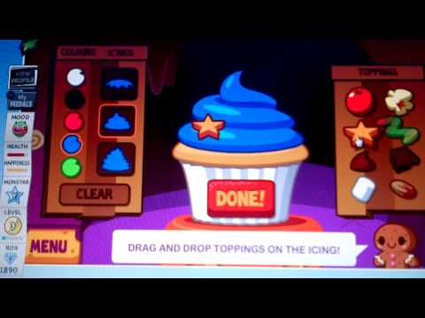 Moshi Monsters: How to get Iggy Moshi Cupcake Cavern
