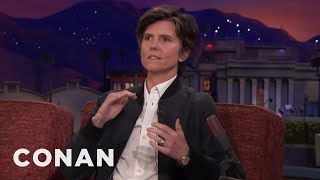 Tig Notaro Can't Stop Thinking About Her Most Indifferent Fan  - CONAN on TBS