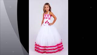 Souzcom детская коллекция весна 2014 часть 5(Детские платья оптом Вы можете приобрести на сайте souz.com., 2013-12-06T12:05:32.000Z)