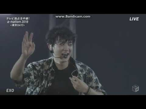 180826 EXO - MENT 2 + Electric Kiss
