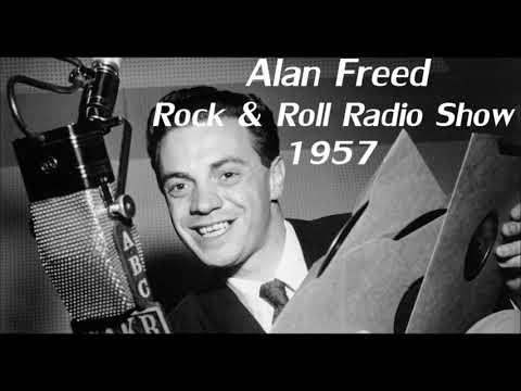Alan Freed  Rock & Roll Radio Show  Full Album