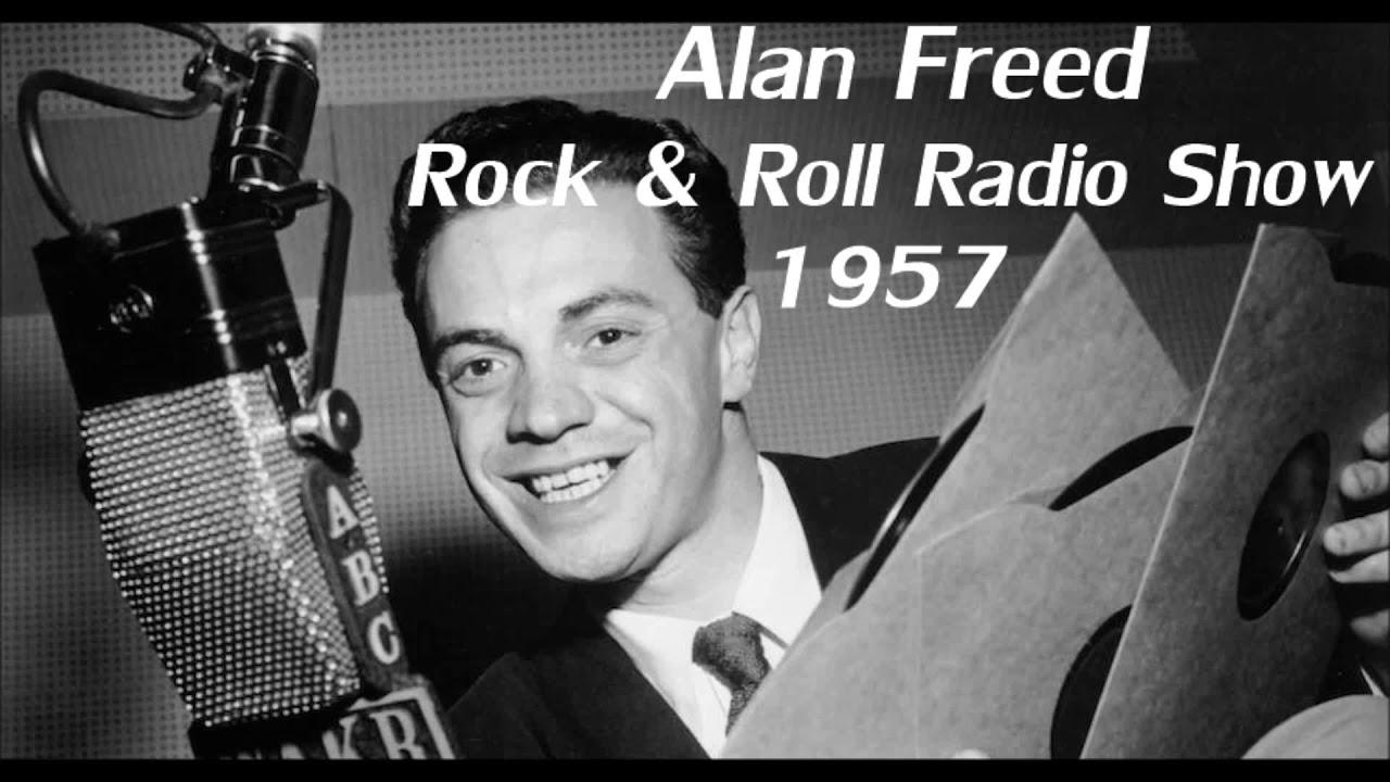Alan Freed - Rock & Roll Radio Show [Full Album] - YouTube