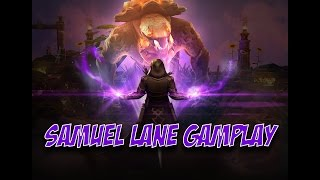 BLG3RNT BUILDS:  Vainglory Samuel Gameplay