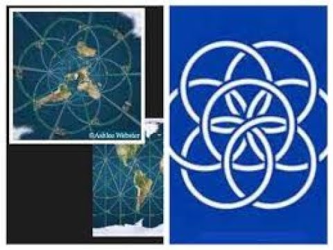 Ley Lines on Flat Earth: The Sacred Seed of Life   YouTube